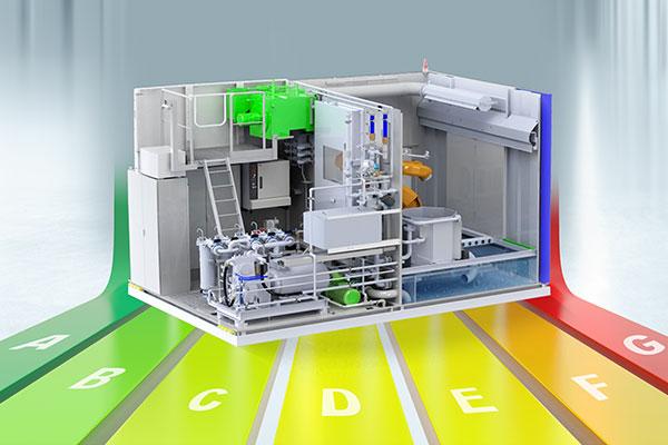 Mission Efficienza energetica nel lavaggio di componenti