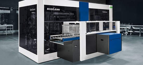 EcoCcore - una nuova dimensione nel lavaggio a base di solventi